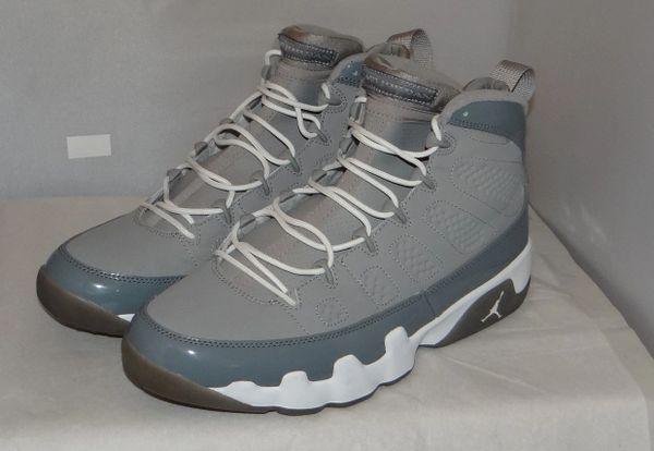 Air Jordan 9 Cool Grey Size 10.5 #5017 302370 015