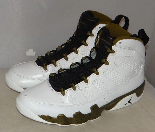 Air Jordan 9 Statue Size 11 302370 109 #3467