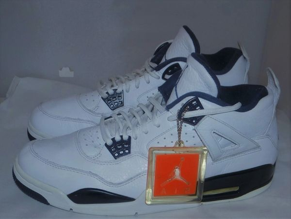 Air Jordan 4 Columbia Size 11 314254 107 #4729