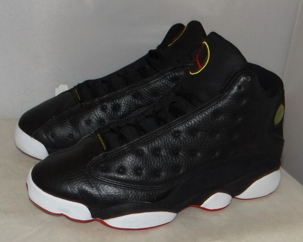 Air Jordan 13 Playoff Size 10 #4681 414571 001