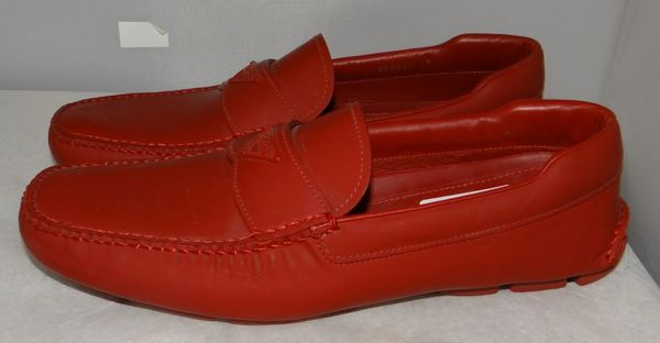 Prada Loafers Size 9.5 #5079