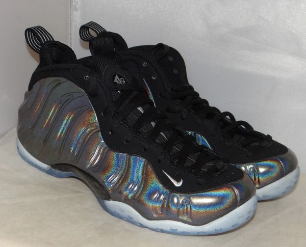 NEW HOLOGRAM FOAMPOSITES SIZE 9 314996 900 # 4687