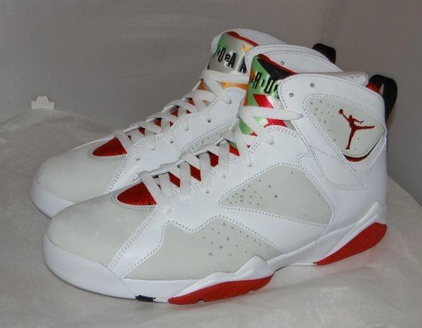 outlet store e3eda 56327 New Air Jordan 7 Hare Size 10 304775 125  4803   Sneakermania USA