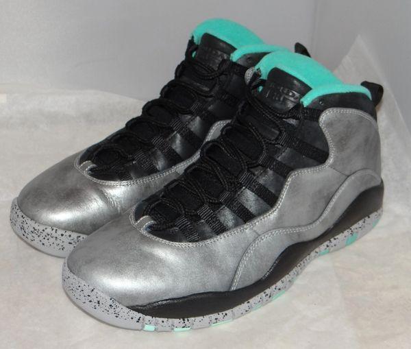 Air Jordan 10 Statue Size 10 705178 045 #4845