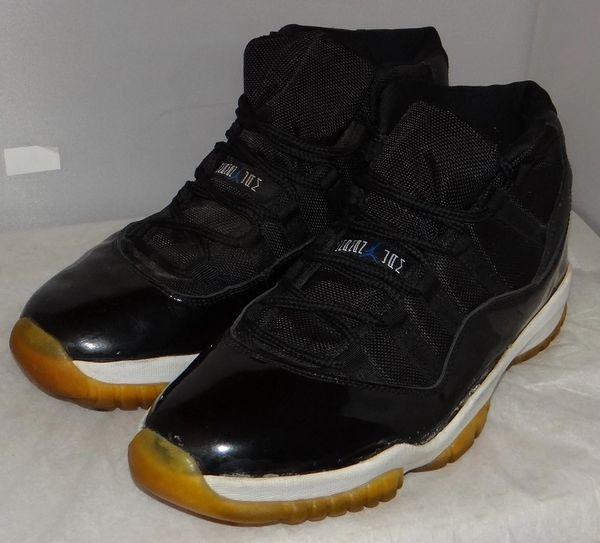 2000 Air Jordan 11 Space Jam Size 10.5 136046 041 #5129