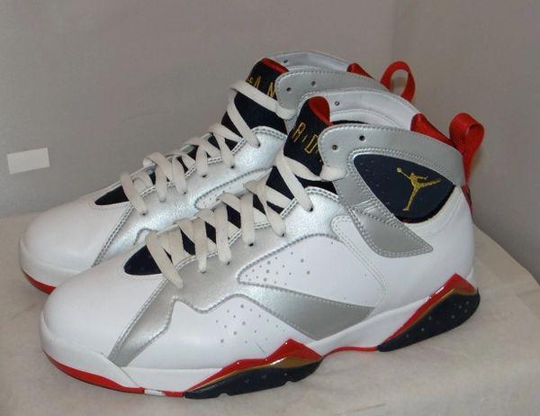 Air Jordan 7 Olympic Size 10.5 304775 135 #5023