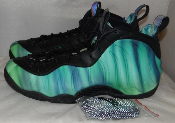 Foamposite Northern Lights Size 13 840559 001 #5038