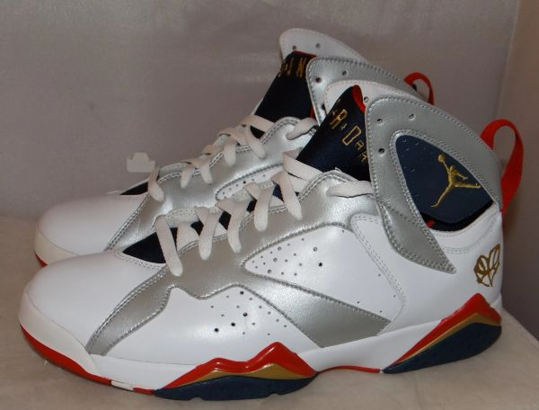 "Air Jordan 7 ""For the Love"" Size 10.5 #4572 304775 103"
