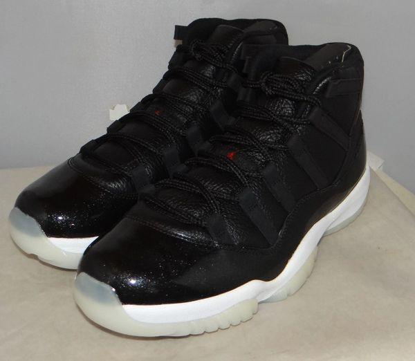 New Air Jordan 11 72-10 Size 10 378037 002 #4692