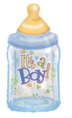 """It's a Boy"" Bottle Balloon"