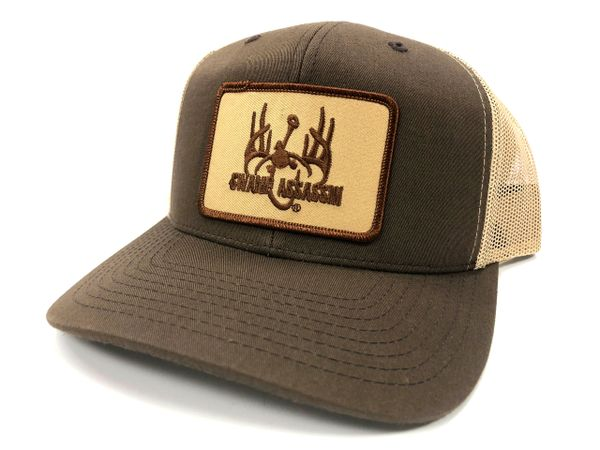 New Brown/Khaki Ranch Series (Brown/Khaki Patch)
