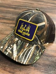Max 5 Ranch Series Snapback (Purple and Gold Patch)