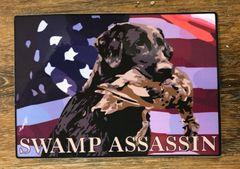 New Swamp Assassin Freedom Retriever Decals