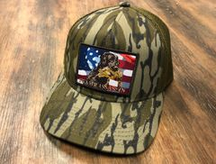 New Mossy Oak Bottomland Original Freedom Retriever Snapback