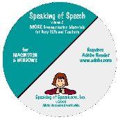 Speaking of Speech CD Volume 2