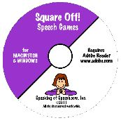 SQUARE OFF! Games CD