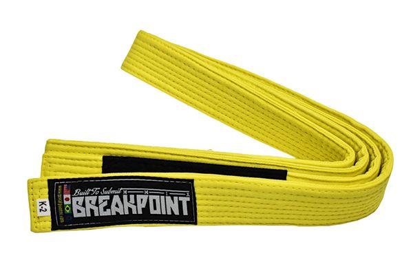 Kids Breakpoint Jiu Jitsu Belt