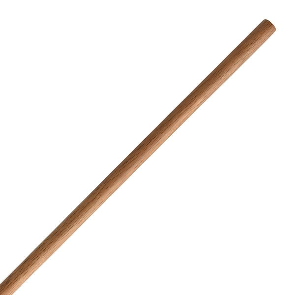 Straight Hard Wood Bo Staff