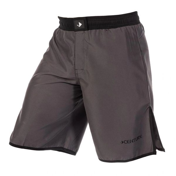 Kids/Adult Century Fight Shorts Grey