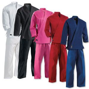 Karate Lightweight 6oz Student Uniform
