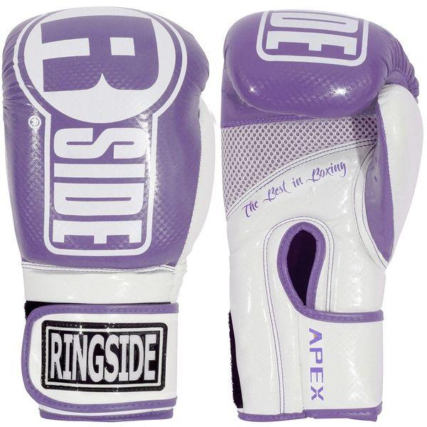 Ringside Apex Bag Gloves-Purple