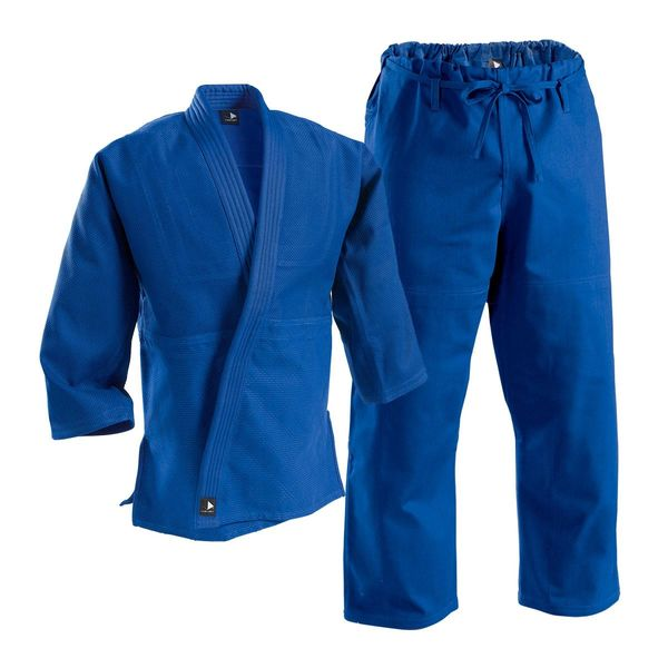 Kids/Adult Standard Judo Gi Blue White or Black