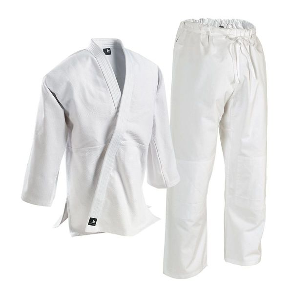 Double Weave Judo Gi