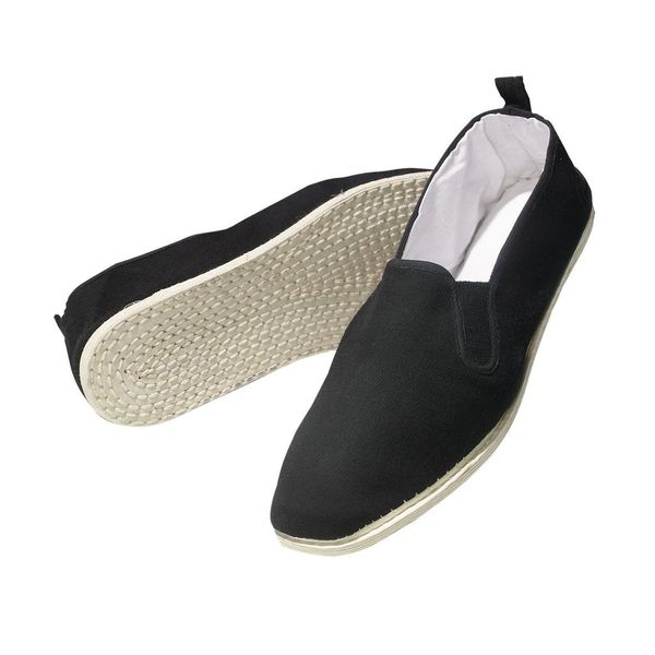 Kungfu Shoes Cotton Soles