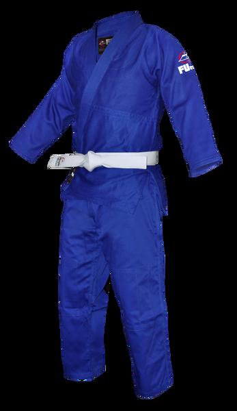 Fuji Sports Single Weave Judo Gi Blue