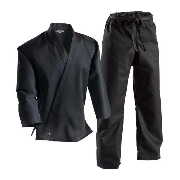 Karate Middleweight 7oz Drawstring Black or White