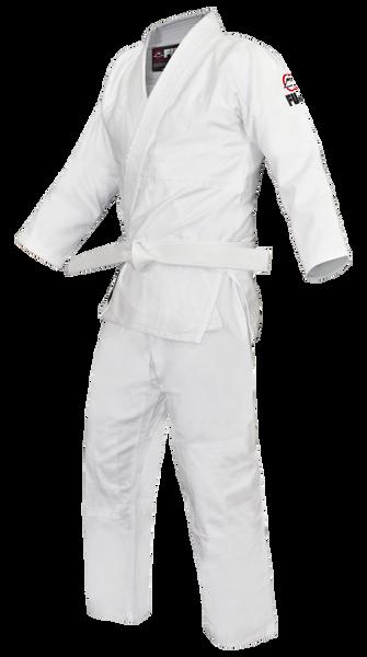Fuji Sports Double Weave Judo Gi White