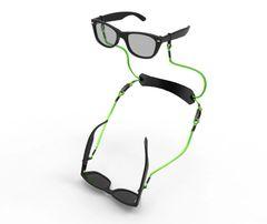 LOOP - Black and Neon Green