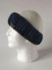 Headband - Navy and Khaki