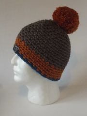 Toque - Rustic,Saffron and Blue