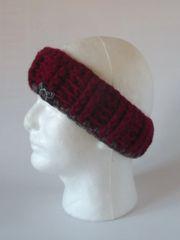 Headband - Cherry and Rustic