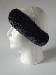 Headband - Black and Grey