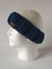 Headband - Blue and Purple