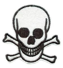 Skull Patch 6cm