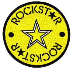 Cool Rock Star Morale Patch 8cm Applique