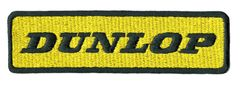 Dunlop Racing Patch 11cm