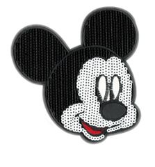 Mickey Mouse Patch Sequins XL 17cm