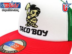 smARTpatches Truckers 79seventy Taco Boy Trucker Hat