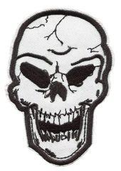 Skull Patch 9.5cm