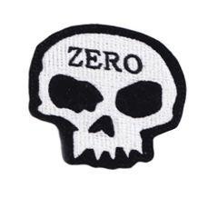 Zero Skull Patch 7.5cm