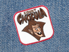 Count Chocula Cereal Patch 8cm x 8cm