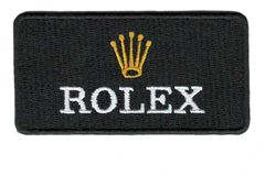 Rolex Patch Iron-On 8cm