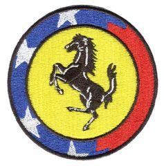 Ferrari Patch 8cm