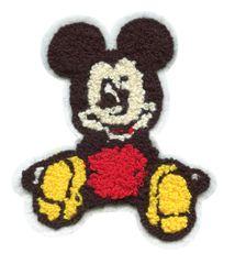 Mouse Chenille Patch (10cm)