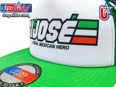 smARTpatches Truckers 79seventy GI Jose Trucker Hat