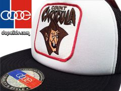 smartpatches Count Chocula Cereal Vintage Style Trucker Hat